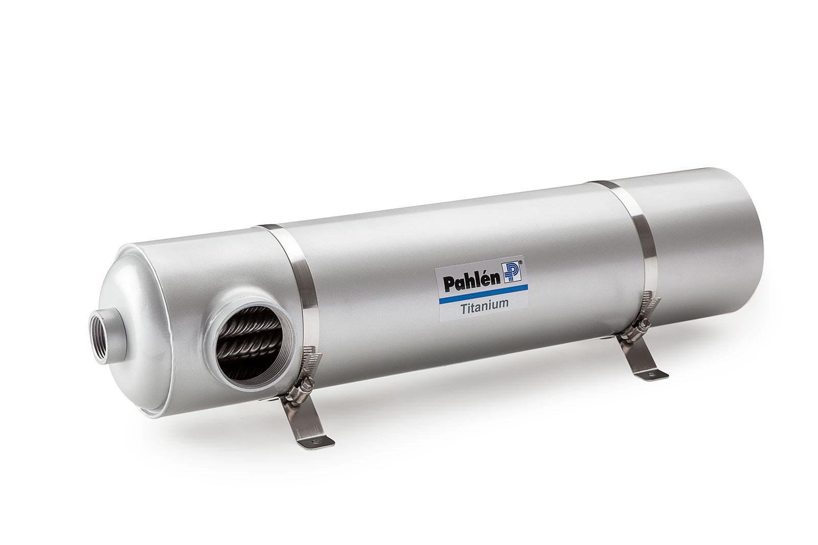 Värmeväxlare Maxi-Flo Titanium